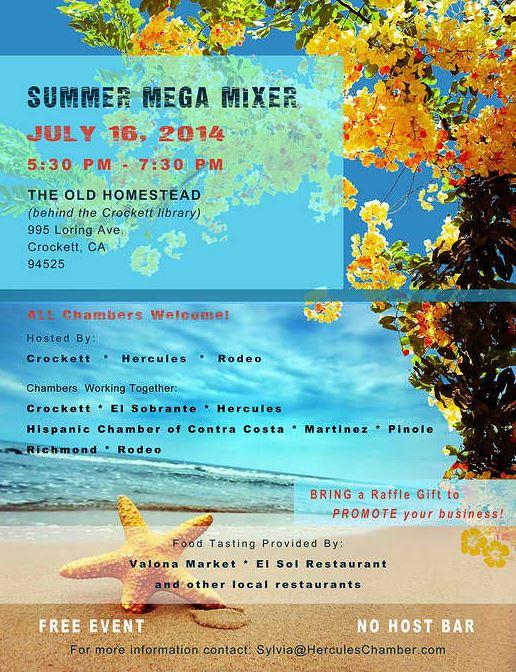 summer mega mixer