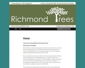richmond trees old website