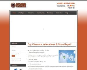 railroad cleaners old website