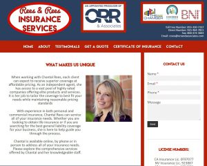 rees & rees insurance services