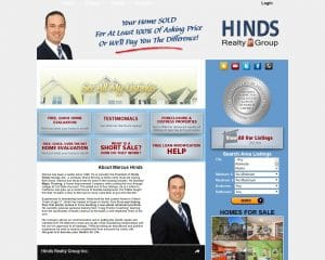 hinds realty group before