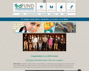 ed fund west